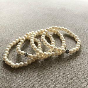 Pearl Bracelets (4)